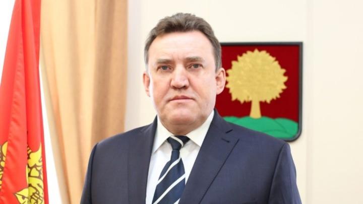Александр Наролин объяснил отставку с должности вице-губернатора Липецкой области