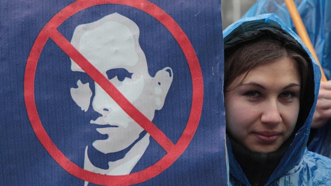 Украина выпустила плакат, причисливший УПА кпобедителям над нацизмом