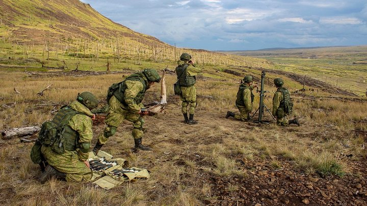 В России впервые применили комплекс Палантин, способный обманывать ракеты врага - СМИ