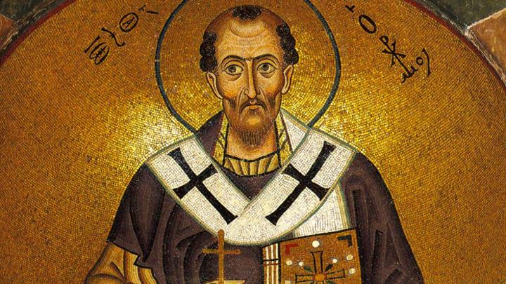 Святитель Иоанн Златоуст. Православный календарь на 26 ноября