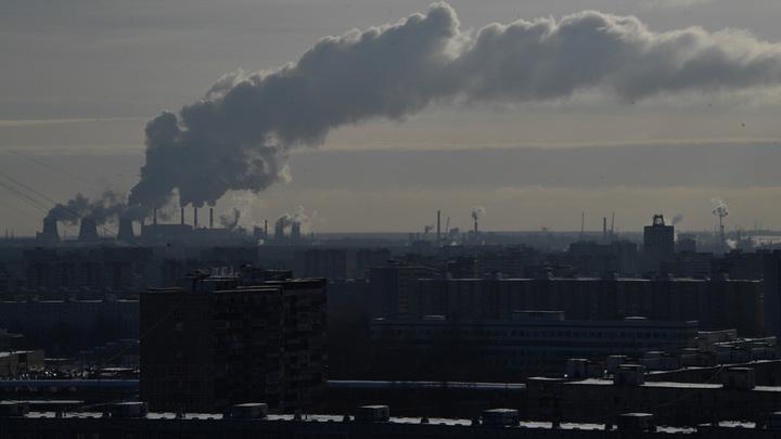 Сразу в пяти районах Москвы превышен уровень сероводорода