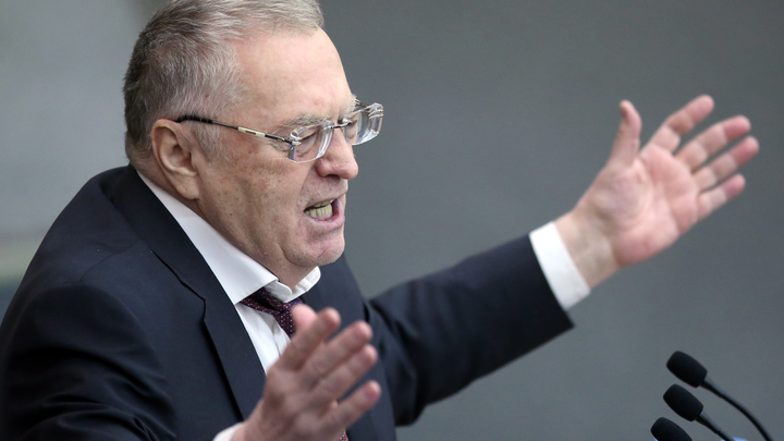 Жириновский: В худшем варианте США вернут обглоданную Украину России