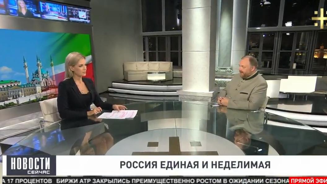 Холмогоров: Татарстанские элиты заражены безумным национализмом