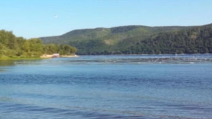 Под Самарой на реке Сок утонул мужчина