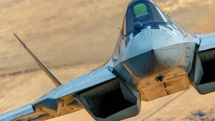 Угроза? Европа встрепенулась от укрепления Алжира русскими Су-57 и Су-35