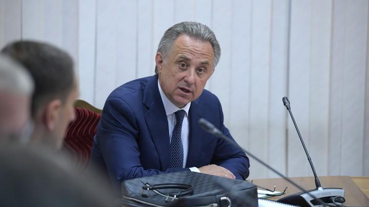 Мутко устроил разнос чиновникам: Вице-премьер грозит ввести федеральное управление в Иркутской области