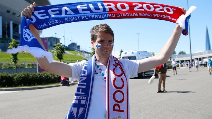 Беглов отчитался о Евро-2020, почему-то назвав только плюсы