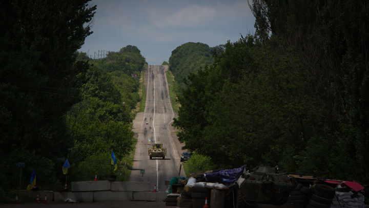 Военные ДНР сбили беспилотник ВСУ с кумулятивным зарядом