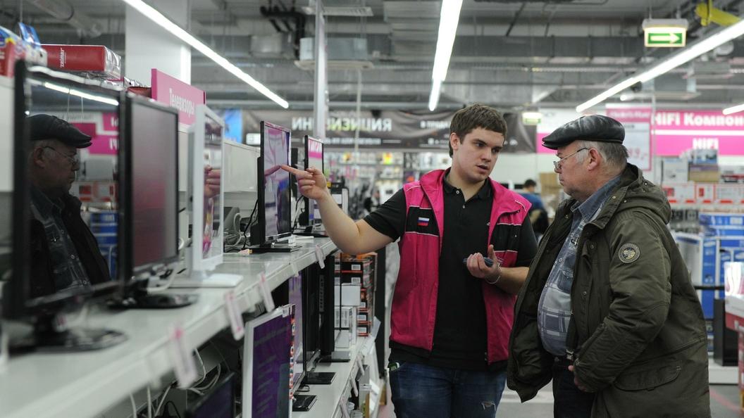 Продавцы бытовой техники предупредили опересмотре цен из-за курса рубля