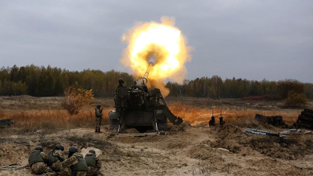 Военные учения Киева в очередной раз закончились гибелью солдат