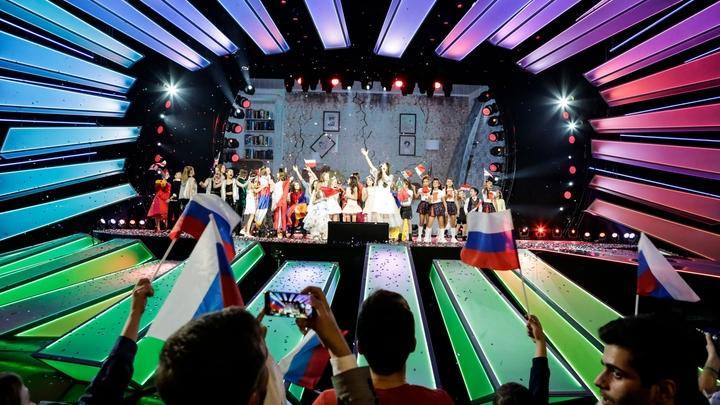Россия готова через год устроить у себя Детское Евровидение