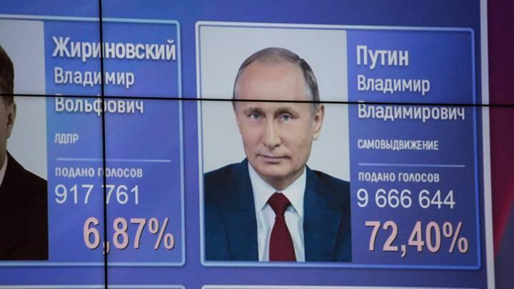 Патриот, победитель, гарант: Запад с трудом приходит в себя после успеха Путина на выборах
