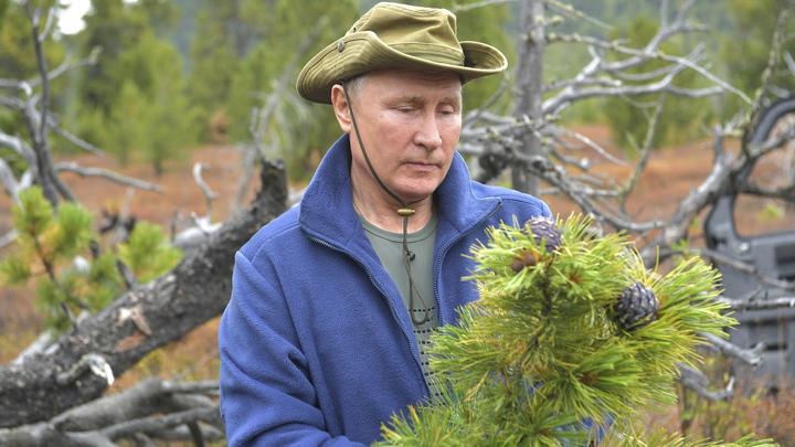 Песков ответил на главный вопрос рыбаков о щуке Путина