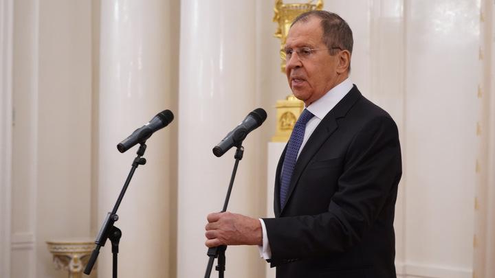Лавров об издевательской карикатуре из США: Путин не видит себя укротителем гадюшника