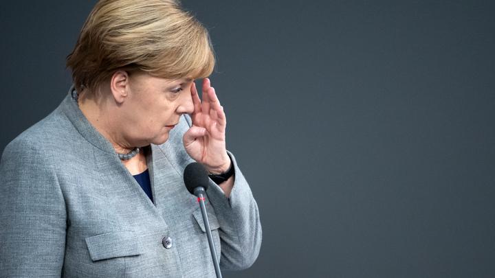 Дискуссии по Северному потоку - 2 излишни: Меркель публично вступила в пикировку с США из-за санкций