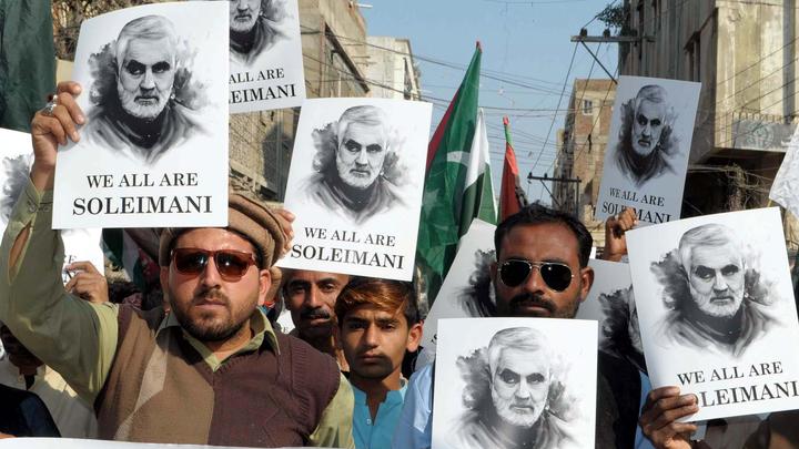 Приговорён к смертной казни: В Иране нашли, кто сдал США генерала Сулеймани