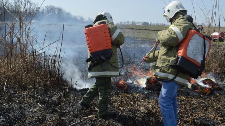 В майские праздники спасатели Ростовской области перейдут в режим повышенной готовности