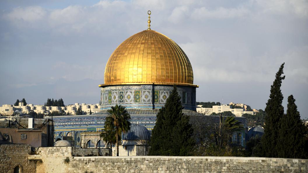 Трон антихриста: чтоТрамп делает с Иерусалимом?