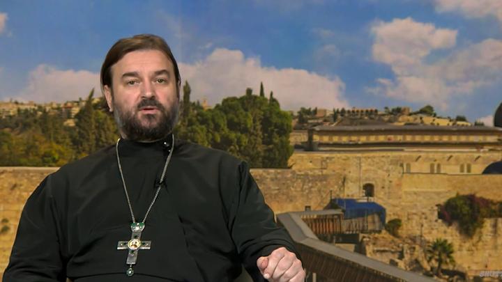 Отец Андрей: Только молитва спасет христиан, а взывания к совести Трампа бесполезны, ему начхать