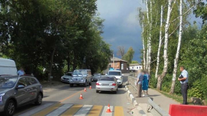 В Ивановской области три пожилых водителя устроили ДТП с пострадавшими