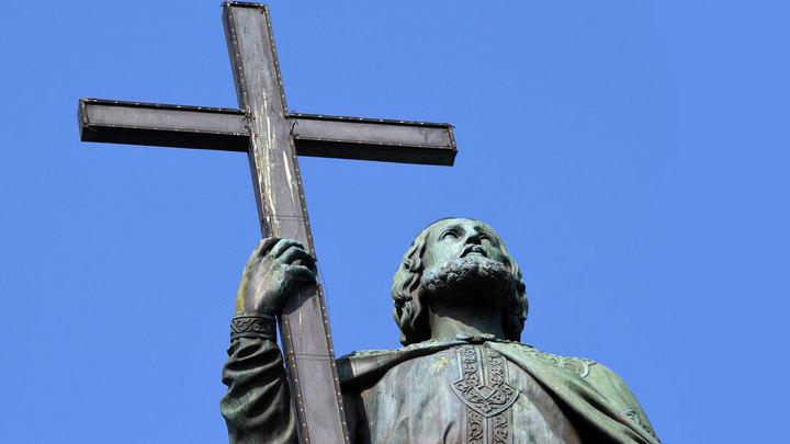 День Крещения Руси. Православный календарь на 28 июля