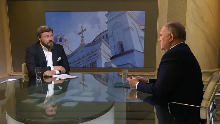 Как Александр III: Коммунист Зюганов предложил рывок в России с помощью стратегий русских царей, а не реформ Медведева