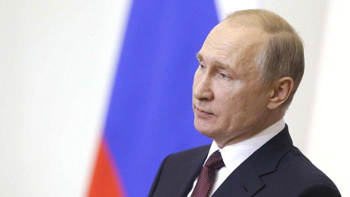 Путин о политике на Украине: Поддержим любого, кто за нормализацию отношений