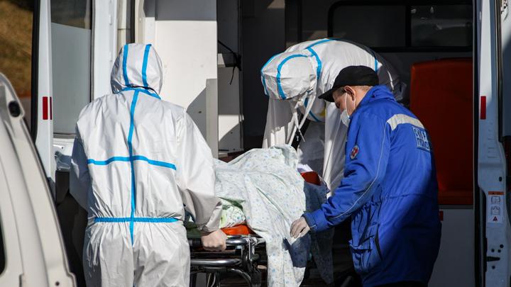 В Новосибирске от коронавируса умер сотрудник полиции