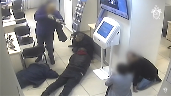 Житель Кубани, который при ограблении банка застрелил человека, избежит тюрьмы