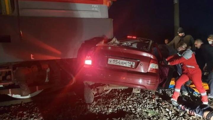 СК возбудил уголовное дело после смертельного ДТП с поездом в Усть-Лабинске
