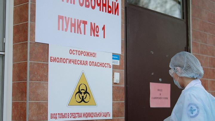 На Кубани с начала пандемии ковидом заразились 38 тысяч местных жителей