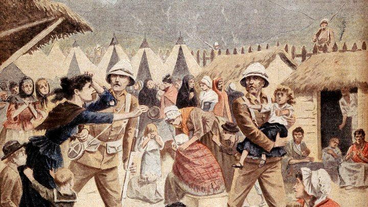 Британский политик оправдал концлагеря: Людей сгоняли на смерть, чтобы накормить