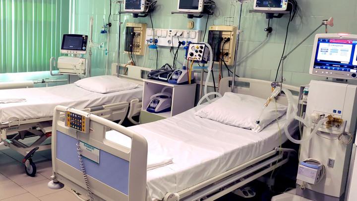 И это не предел: Количество коек в ковидных госпиталях Ростовской области увеличено почти до 3 тысяч