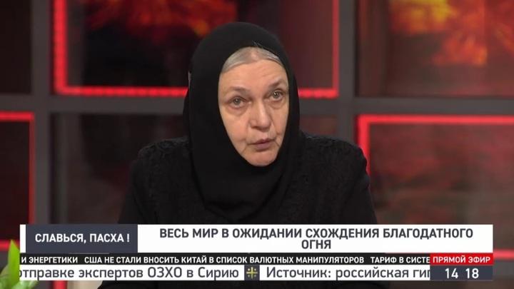 Матушка Ольга (Гобзева): Пасха объединяет верующих по всему миру