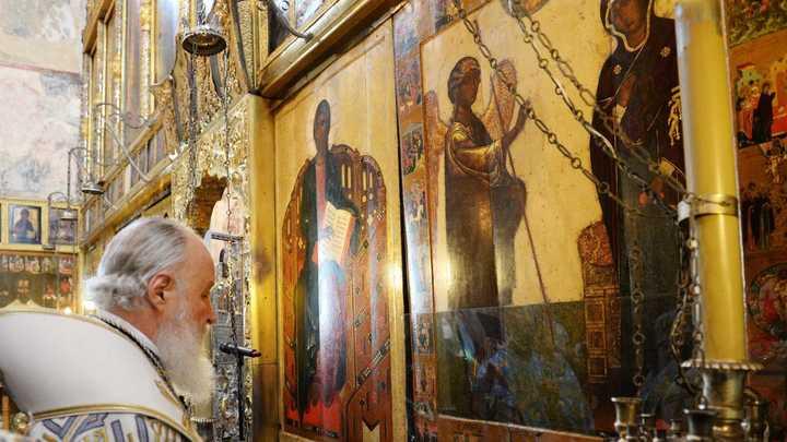 Праведный Николай Кавасила: Воплощение было не только делом Отца, Его Силы и Его Духа, но также делом воли и веры Пресвятой Девы