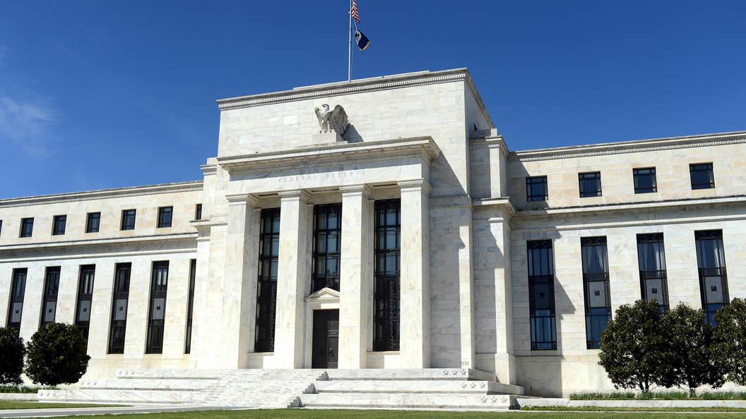 ФРС США оставила процентную ставку на уровне июня