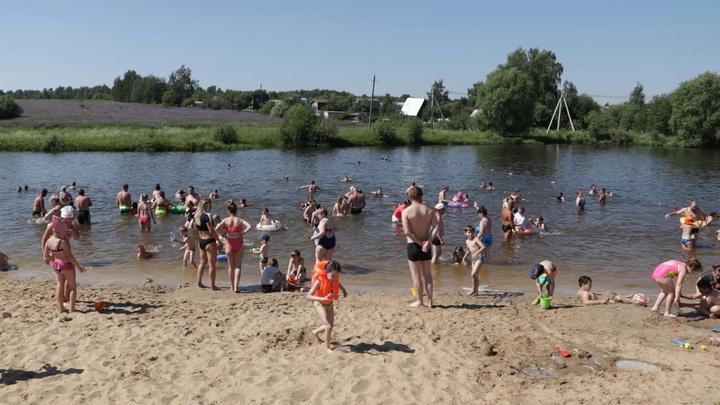 В первые жаркие выходные лета во Владимирской области утонули четверо мужчин
