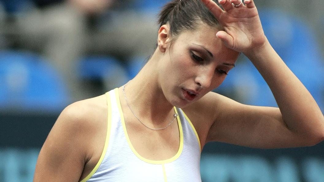 Анастасия Мыскина оставляет дамскую сборную Российской Федерации потеннису