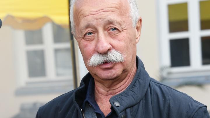 Ну, пусть он мне это в глаза скажет: Якубович снова съязвил в ответ на стыдную пенсию