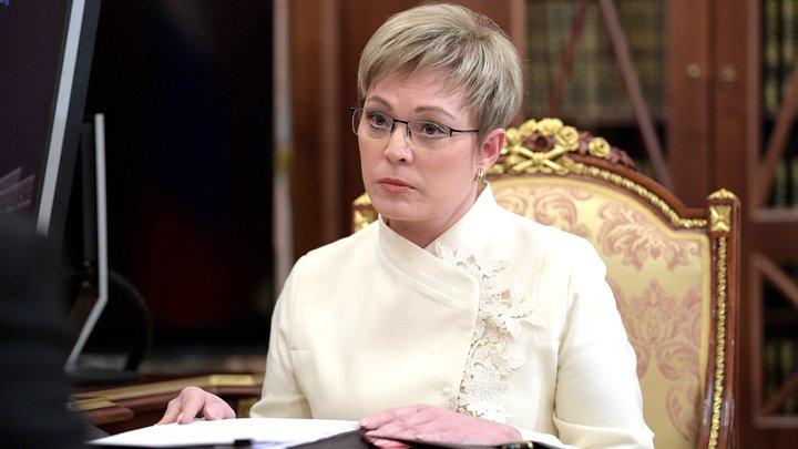 Источник назвал причины отставки Марины Ковтун. Губернатору Мурманской области«ищут замену»
