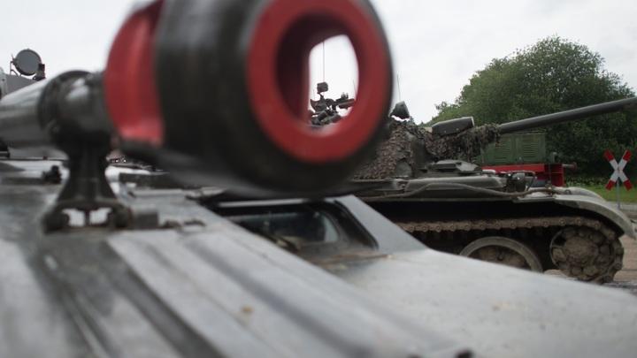 Путин и вице-президент Ирака на встрече обсудили российские Т-90