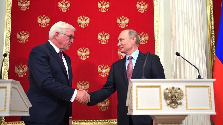 Лондон обвиняет Путина, а мы воевать не хотим: Немцы выступили за союз с Россией
