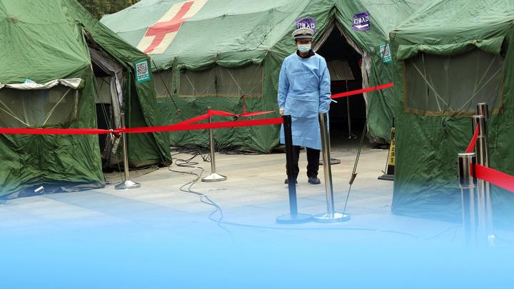 Штамм из Китая до сих пор не передали: Голикова отчиталась о борьбе с коронавирусом