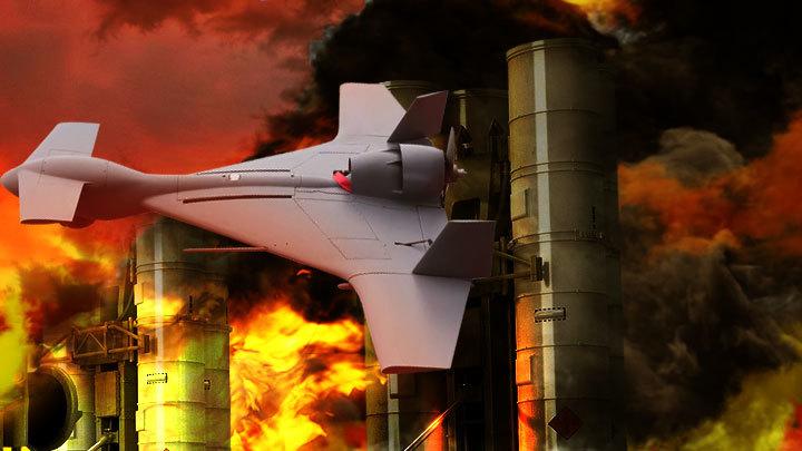 Смерть С-400 от «Гарпии» из Израиля ещё не писана