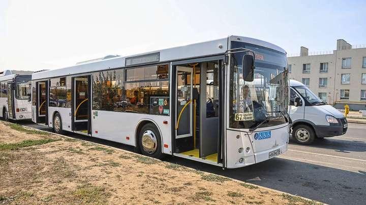 Стало известно, на каком городском маршруте в Самаре появятся новые автобусы с кондиционерами