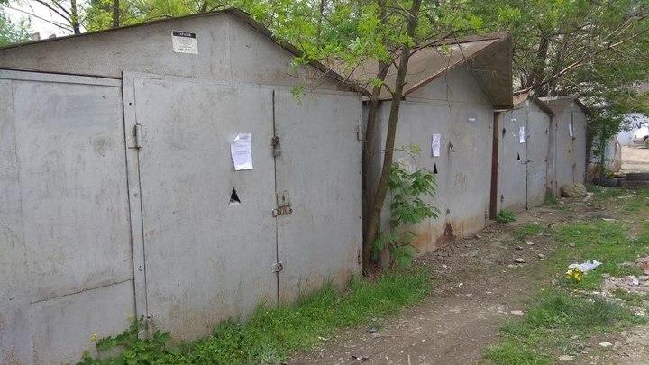 В Краснодаре снесут 444 незаконно построенных гаража