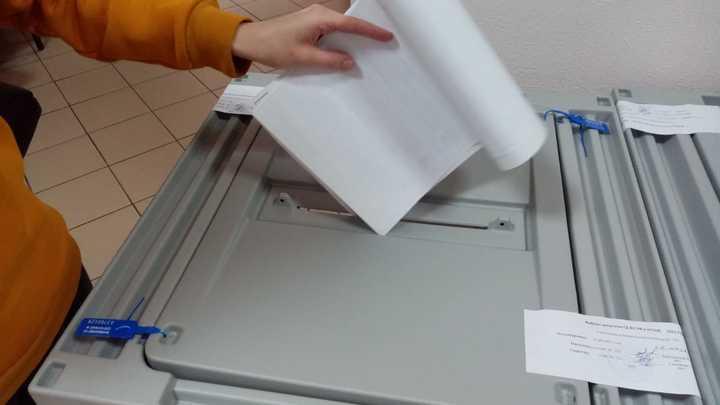 В Кузбассе на выборы пришли 77,19% избирателей