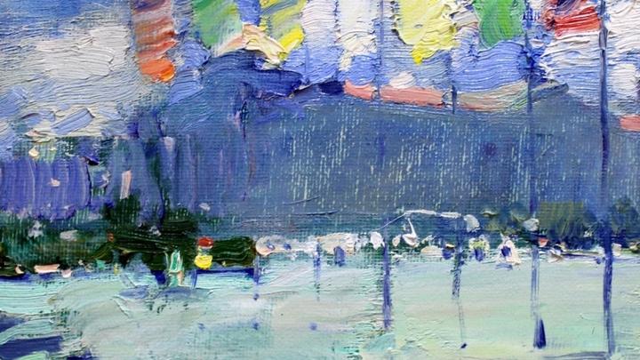 Выставка импрессиониста Бато Дугаржапова откроется в Чите с 23 июля