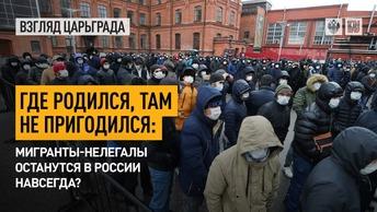 Где родился, там не пригодился: Мигранты-нелегалы останутся в России навсегда?
