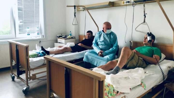 Сергей Цивилев рассказал о состоянии пострадавших при крушении самолета в Кузбассе